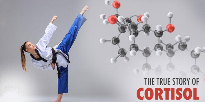 عملکرد هورمون کورتیزول در بدنسازی
