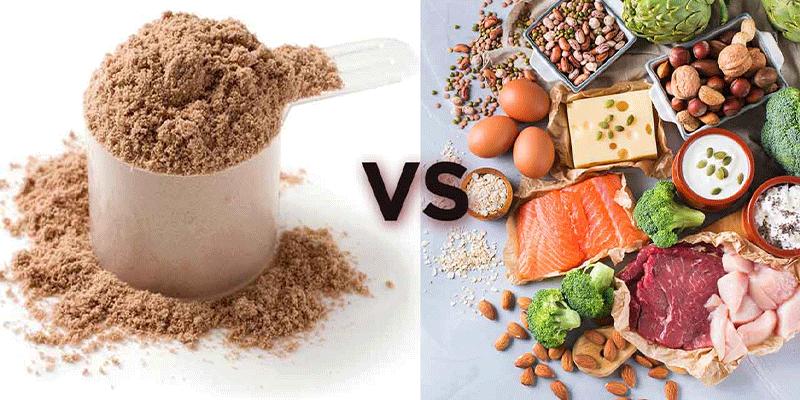 مکمل های پروتئین سازی چیست